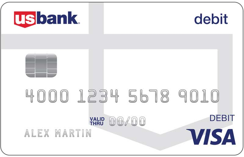 U S  Bank Visa® Debit Card | ATM and Debit Cards | U S  Bank