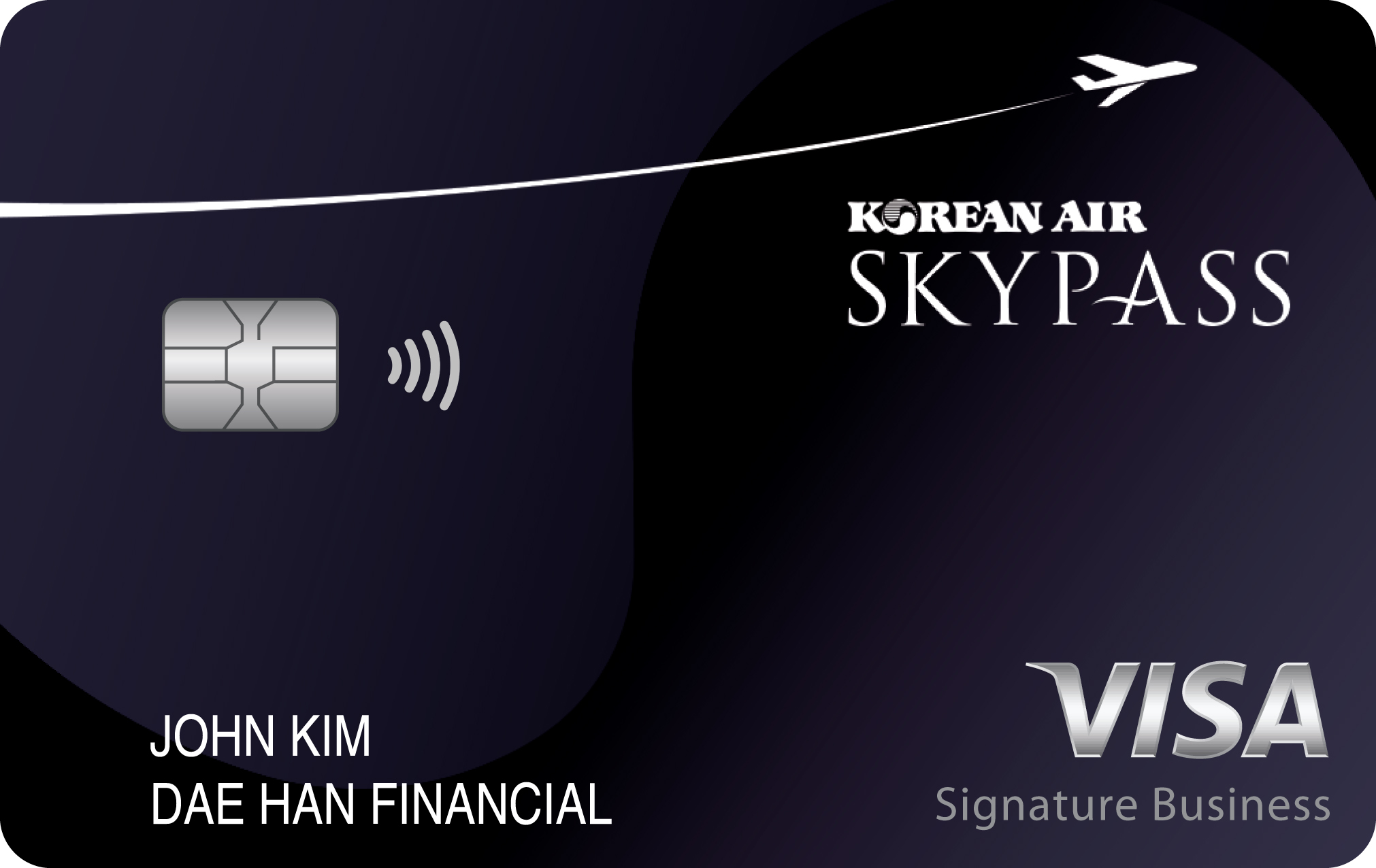 SKYPASS Visa® Card