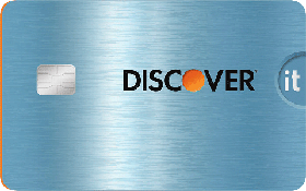 Discover It Card  credit card