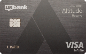 Altitude reserve visa infinite credit card