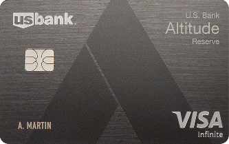 U.S. Bank Altitude Reserve Visa Infinite card