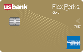 U.S. Bank FlexPerks Gold American Express card