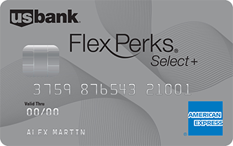 flexperks select plus american express credit card