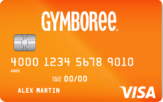 Gymboree® Visa® Card
