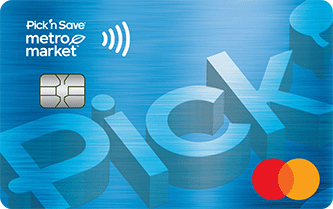 Pick 'n Save/Metro Market REWARDS World Mastercard®