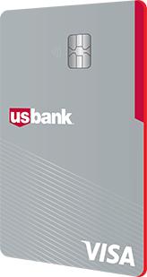 Secured Visa Credit Card to build credit U.S. Bank
