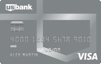 U S  Bank Secured Visa® Card