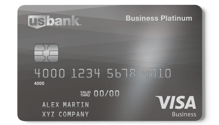 Business Credit Cards From U S Bank