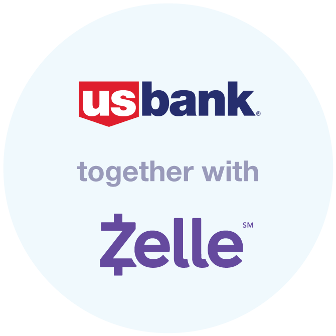 U.S. Bank together with Zelle