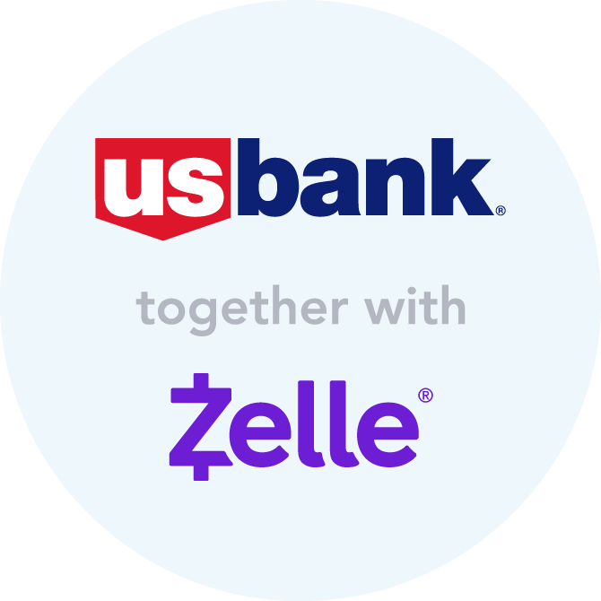 U.S. Bank together with Zelle