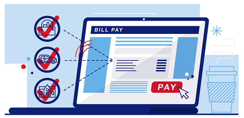 Sign up for e-bills if it helps you pay on time.